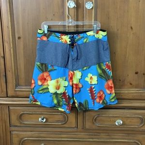 Body Glove swim suit trunks Vapor Repellent Sz 33
